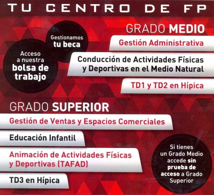 Nuestros Ciclos Formativos Colegio Salesianos El Pilar