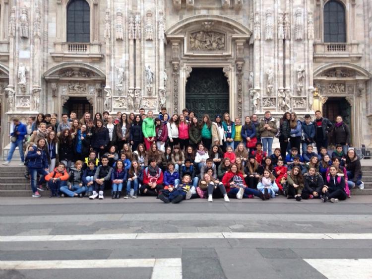 2ºESO: Exchange Borgomanero, Italy