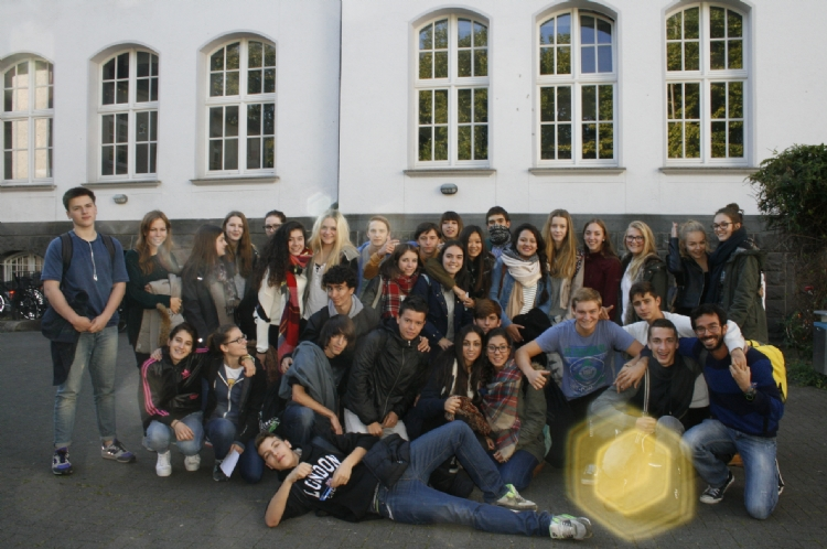 1º BACH: Exchange with Germany