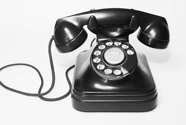 RG 11.- Permiso para llamar por telefono