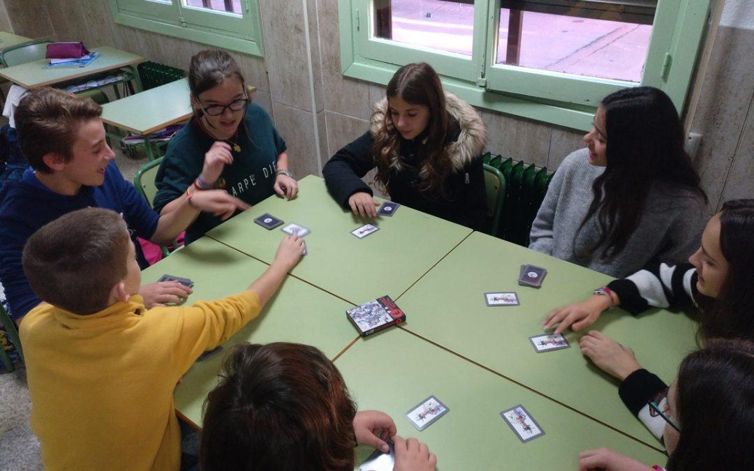 ESO: Proyecto de gamificación de ciencias. Aprender a pensar, aprender a jugar…
