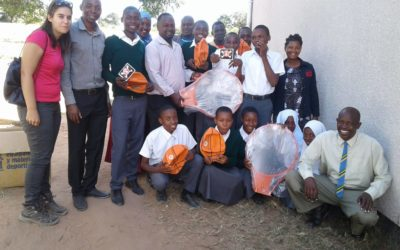 Visita Escuela Secundaria Mgomba en Tunduru, Tanzania