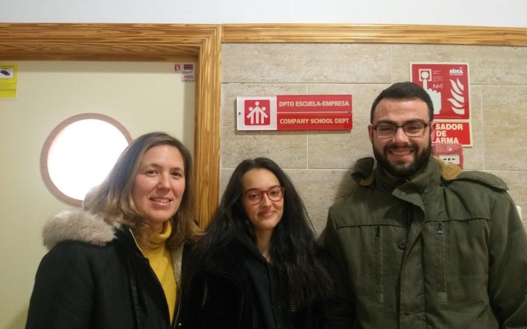 Escuela empresa: Balance de contrataciones en el 2019 de nuestros antiguo alumnos