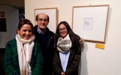 Alumnas de 3º ESO consiguen el 2º premio en el Concurso Nacional de Diseño de Sellos