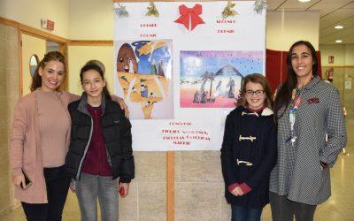 Ganadores del CONCURSO DE POSTALES NAVIDEÑAS de Escuelas Católicas